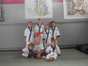 Elite Fight Academy Little Dragons