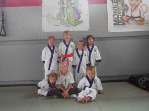 Elite Fight Academy Little Dragons
