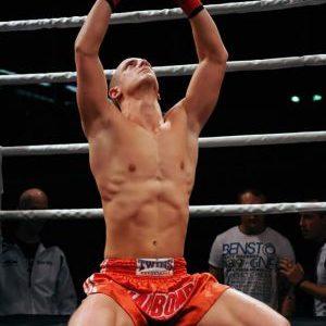 Elite Fight Academy Julian Taeubert